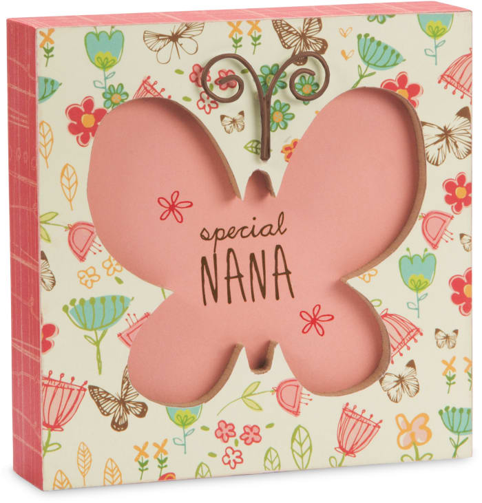 Special Nana Sign