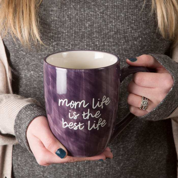 Mom Life is the Best Life Mug