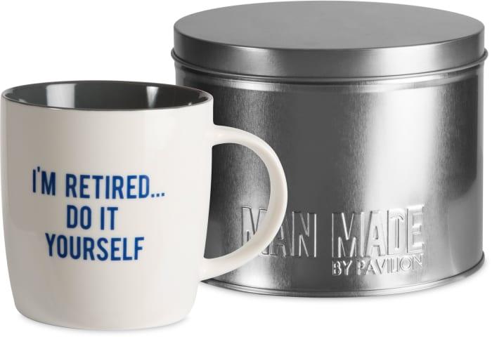 Im Retired Mug