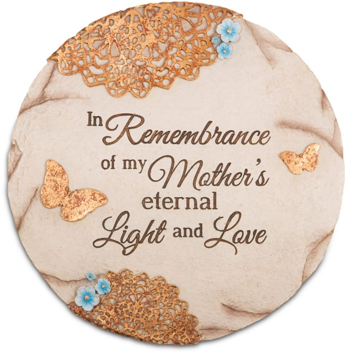 Remembering Mother Large Garden Stone