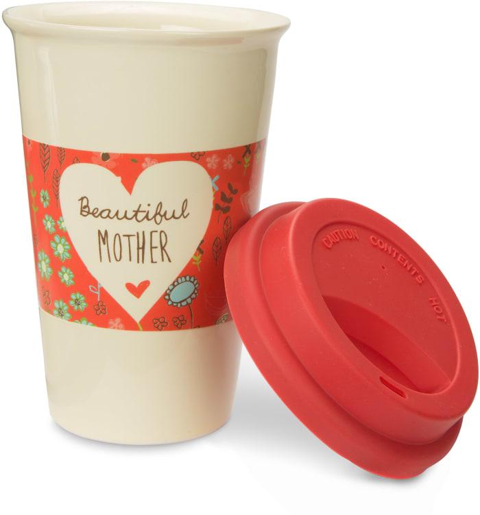 Beautiful Mother Travel Mug