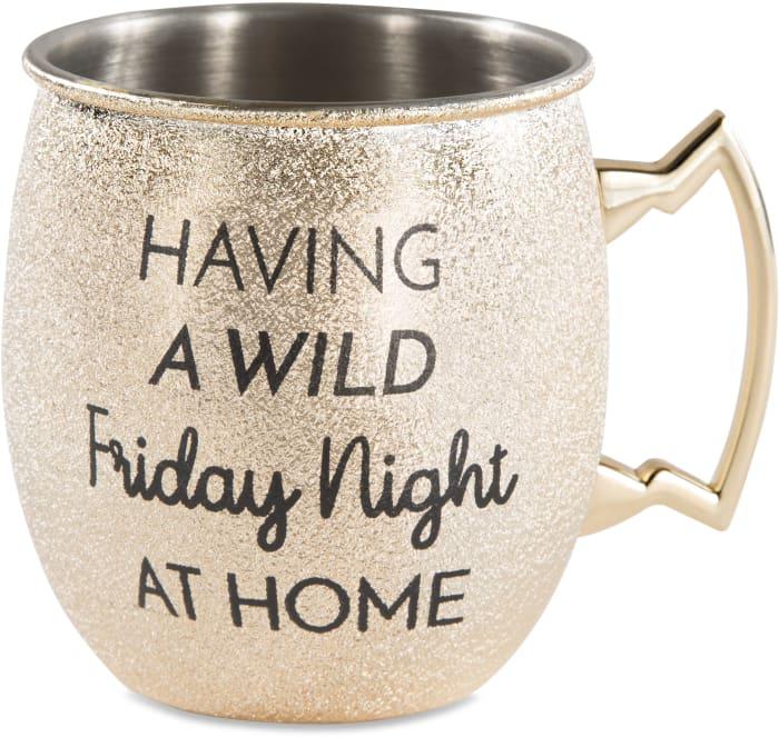 Friday Night Moscow Mule Mug