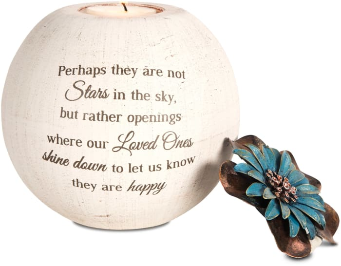Stars in the Sky Candle Holder
