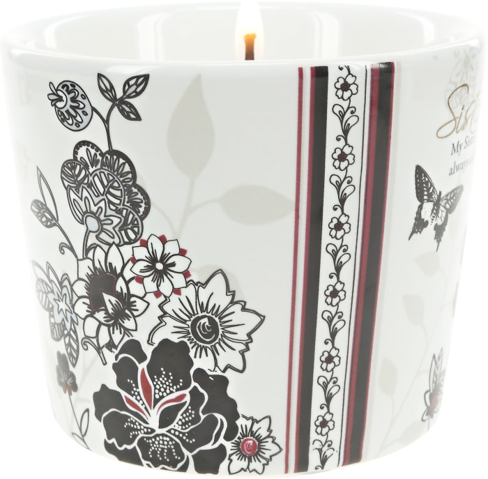 Sister - 8 oz Soy Wax CandlenScent: Tranquility