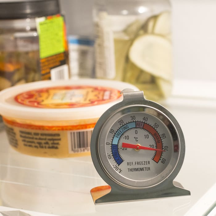 Stainless Steel Thermometer