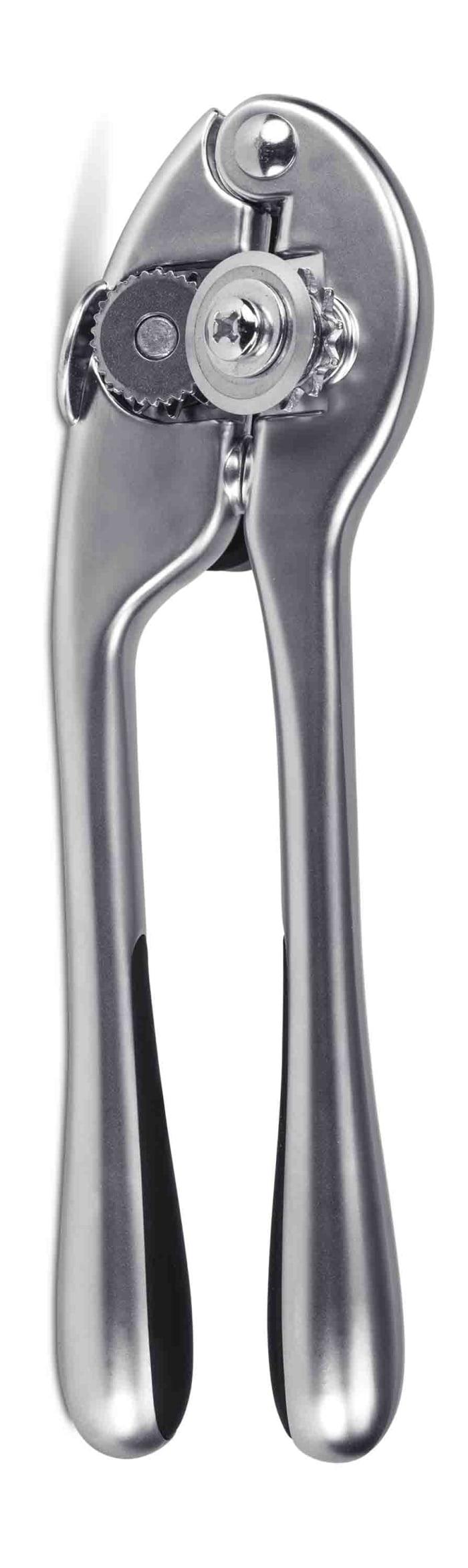 Nova Collection Silver Zinc Can Opener