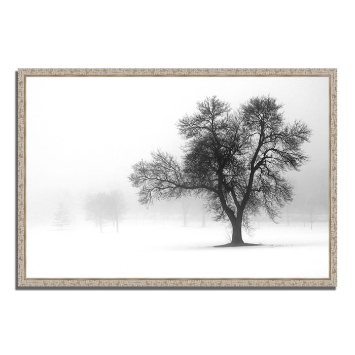 Fine Art Giclee Print on Gallery Wrap Canvas 47 In. x 32 In. Reaching Out Multi Color