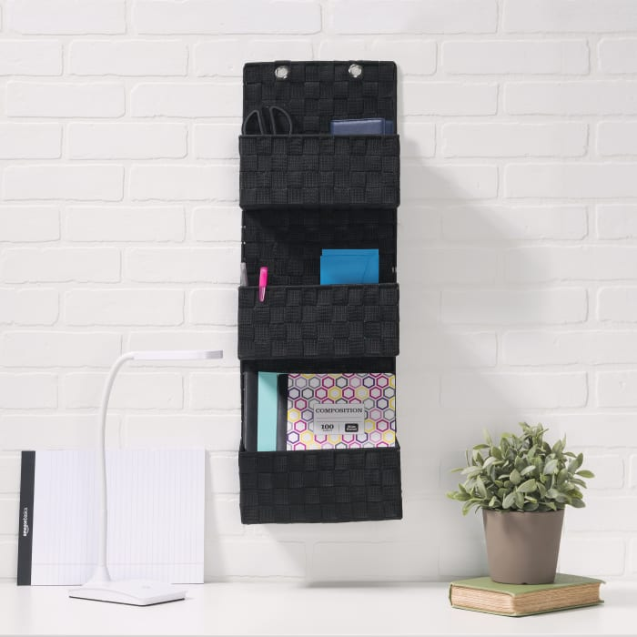 3 Tier Black Hanging Organizer