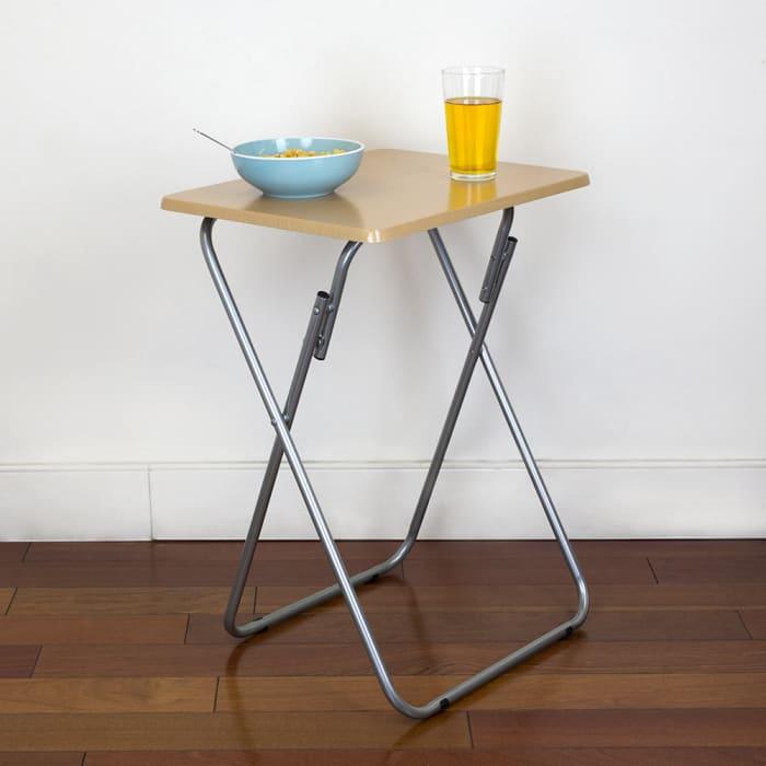 Natural Multi-Purpose Foldable Table