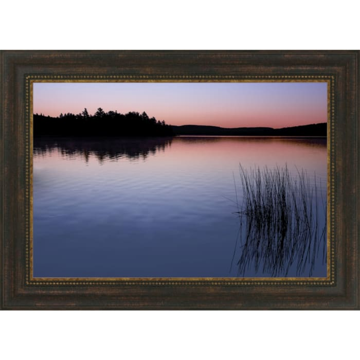 Breaking Dawn By Daniel J. Bellyk, Framed Wall Art,