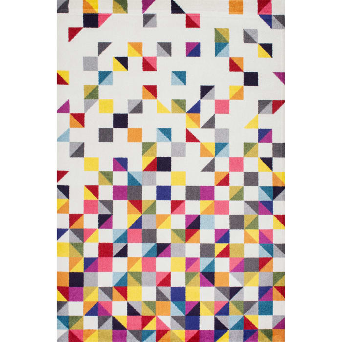 Takisha Triangle 8' x 10' Multi Rug