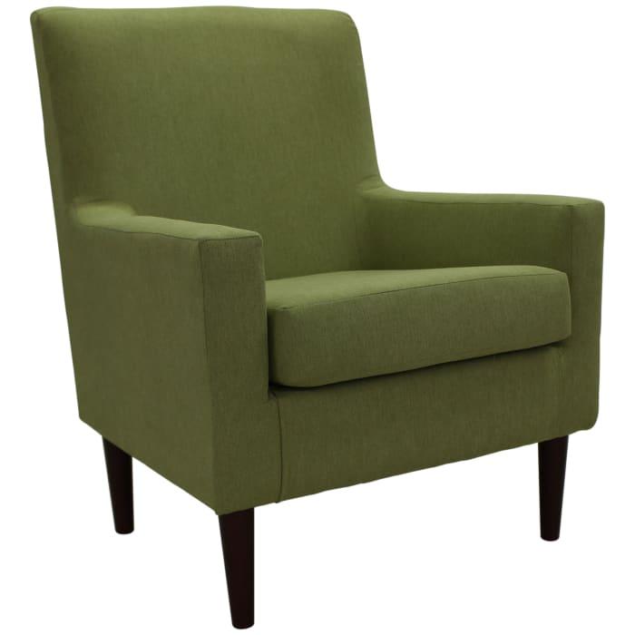 Emma Fern Green Arm Chair