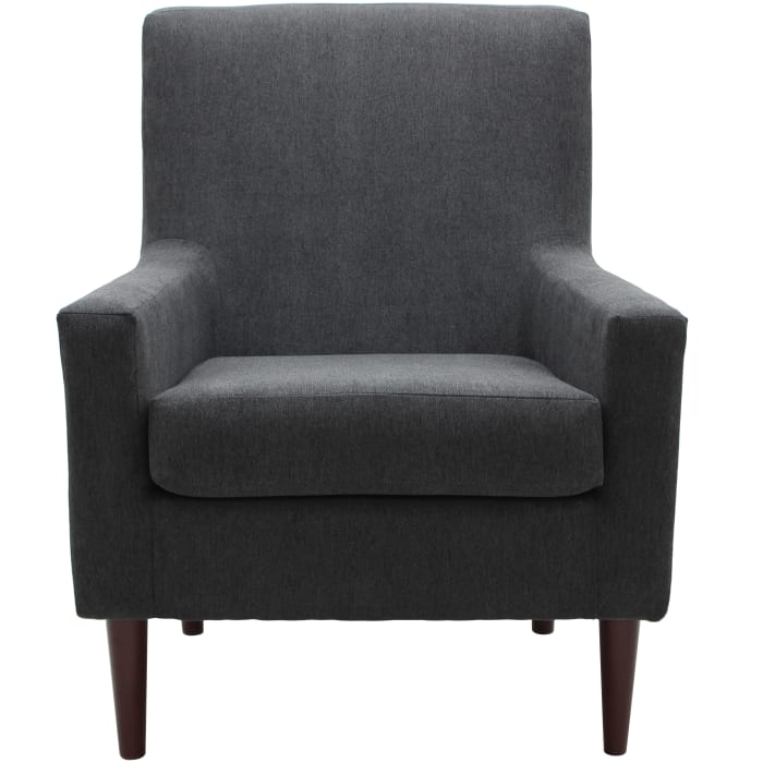 Charcoal Arm Chair