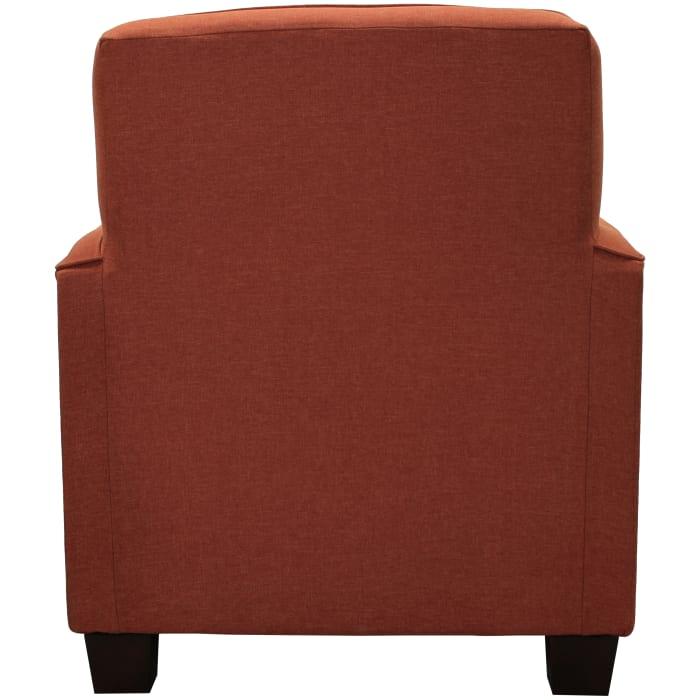 Johnston Mango Track Arm Lounge Chair