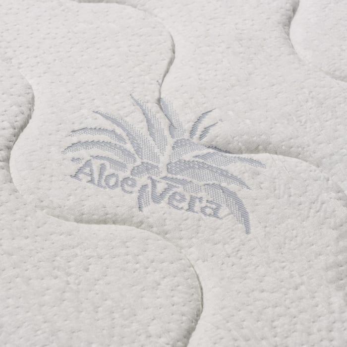 White Memory Foam King Mattress