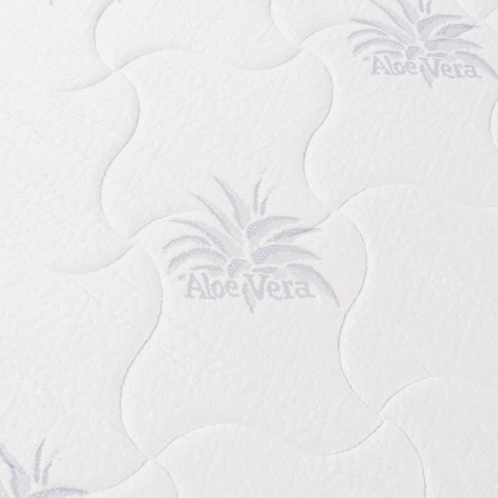 White Memory Foam Twin XL Mattress
