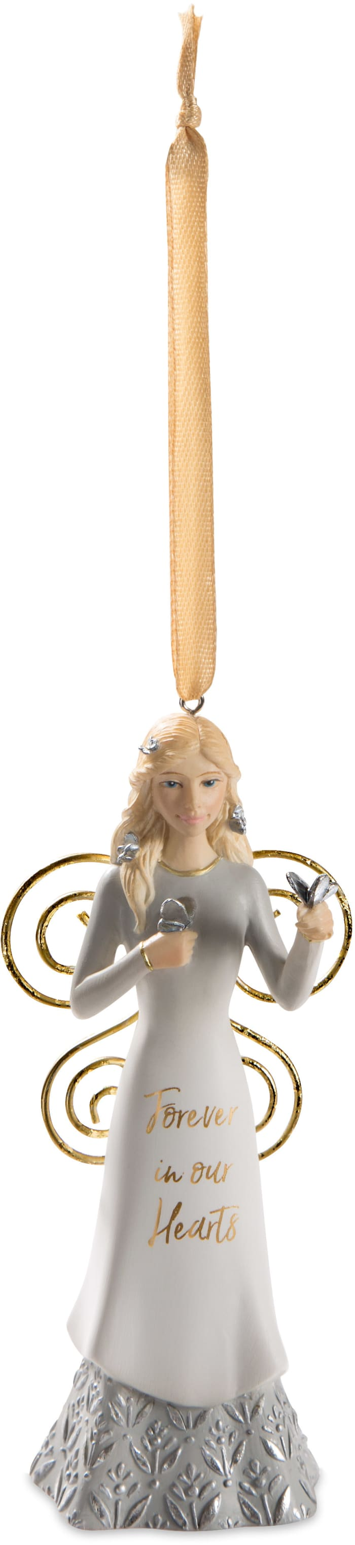 Memorial Butterfly Angel Ornament