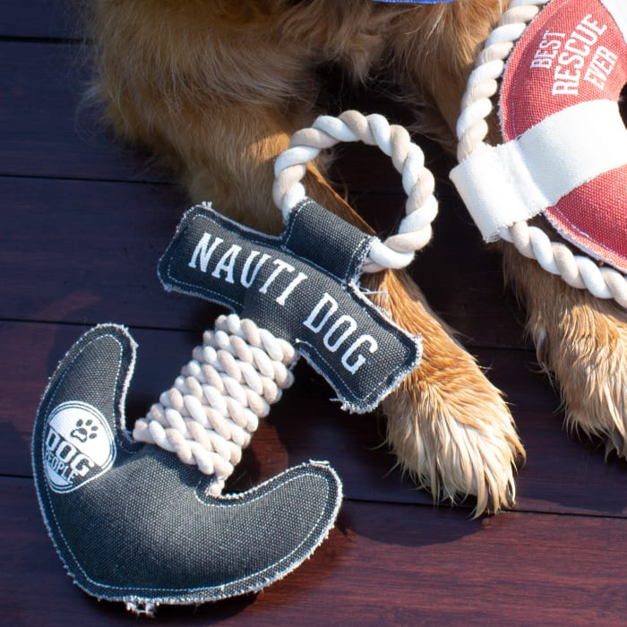 Nauti Dog Medium Dog Toy