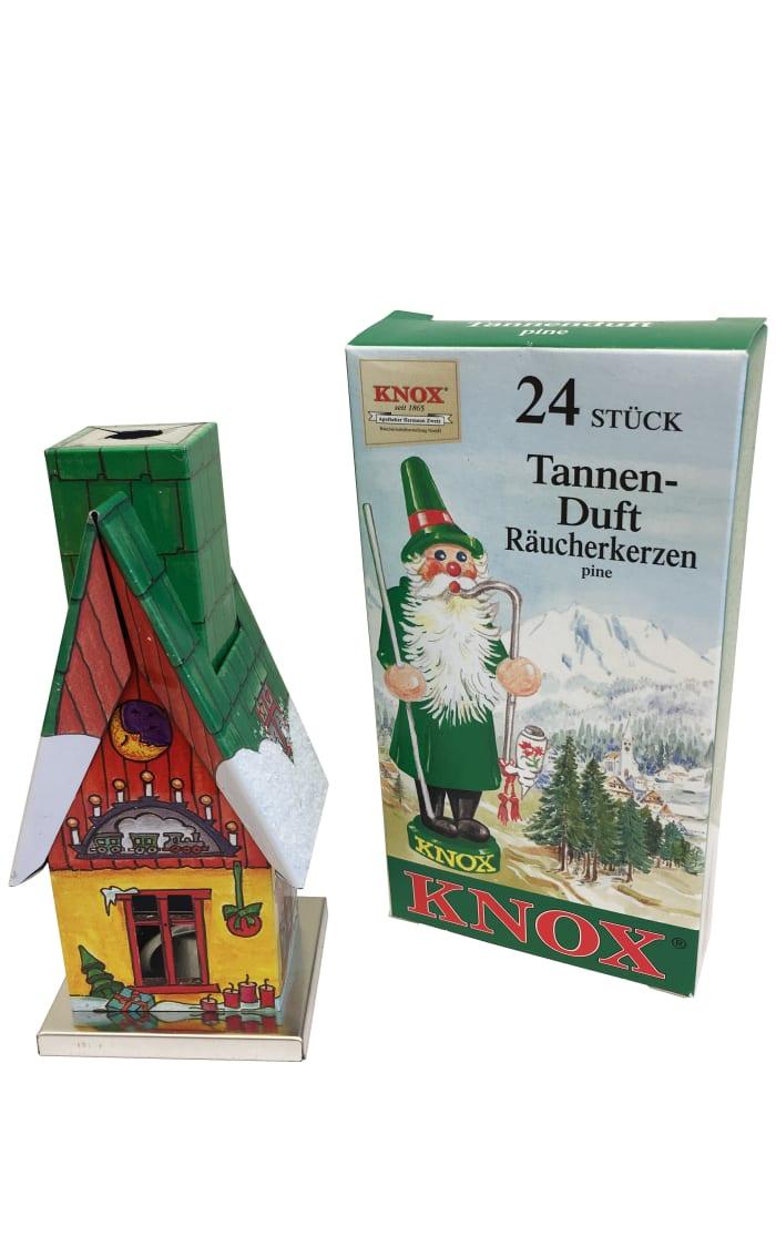 Knox Smoker Hut & Incense