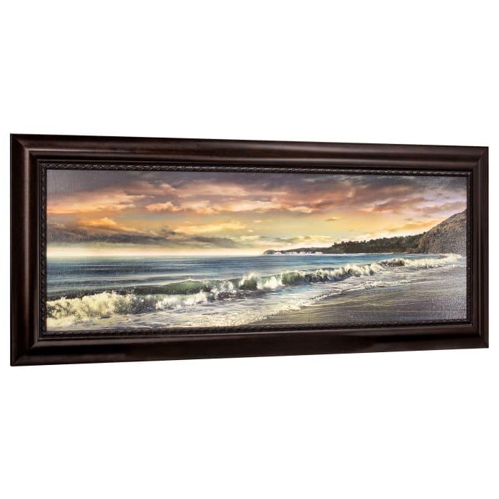 Rising Tide Framed Painting Print