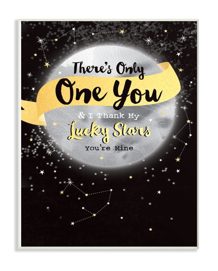 Only You Wall Plaque Art