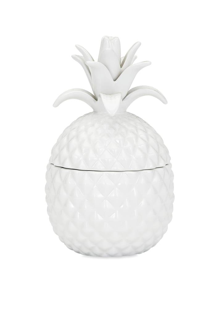 Tropical Pineapple Jar