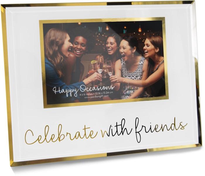 Celebrate 4x6 Frame