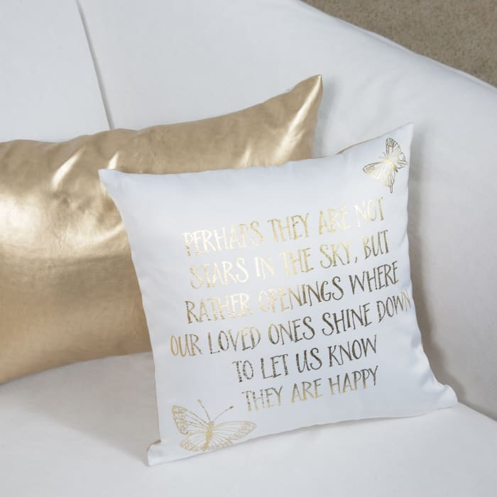 Stars in the Sky Pillow