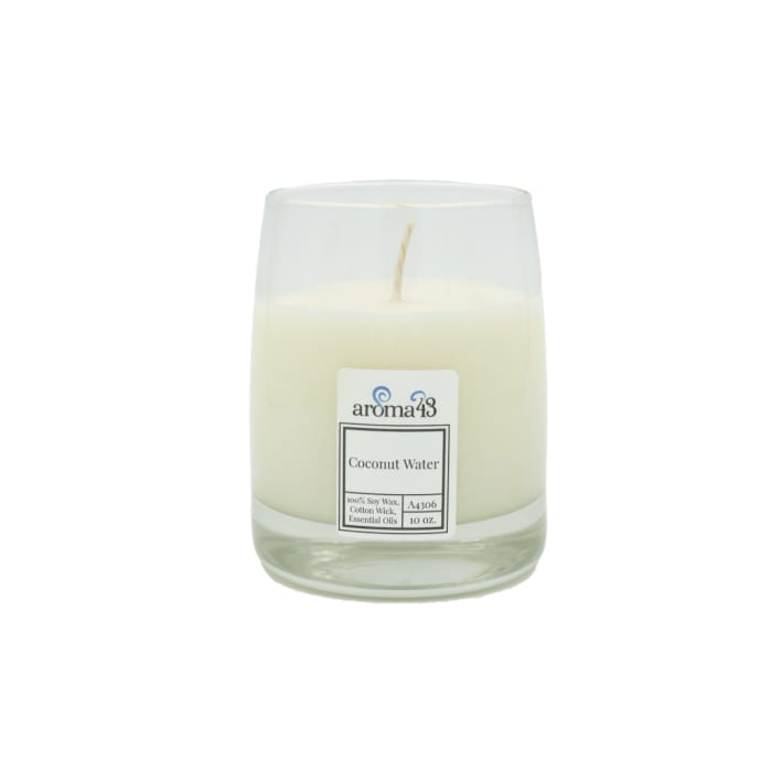Coconut Water Signature Candle