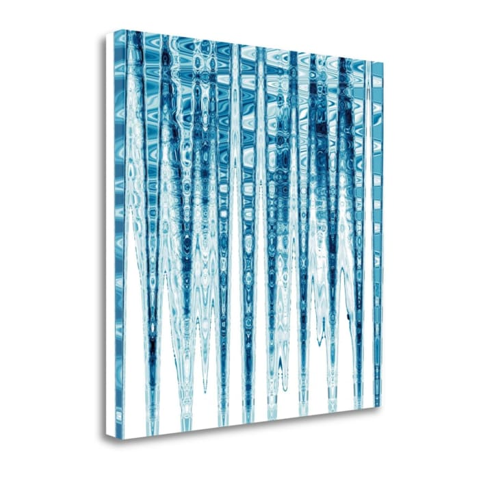 Icicles By Jane-Ann Butler 22 x 22 Gallery Wrap Canvas