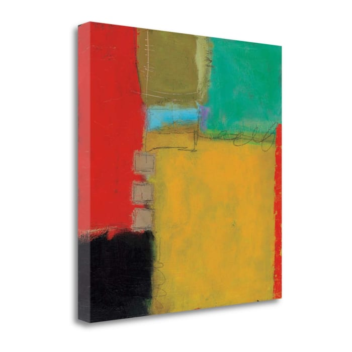 Muse I By Jason Cardenas 22 x 22 Gallery Wrap Canvas