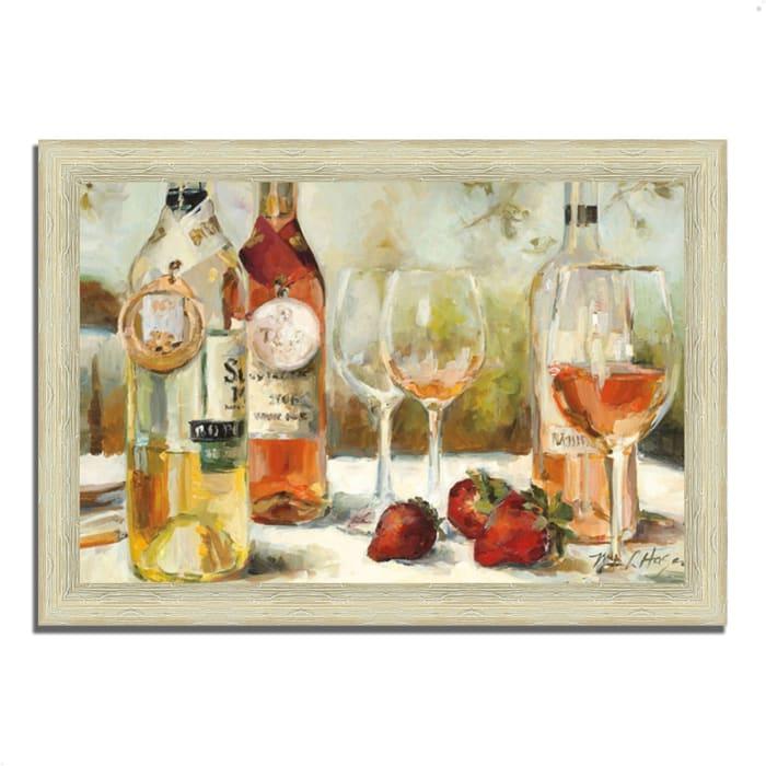Summer Award Winners by Marilyn Hageman 36 x 26 Framed Painting Print