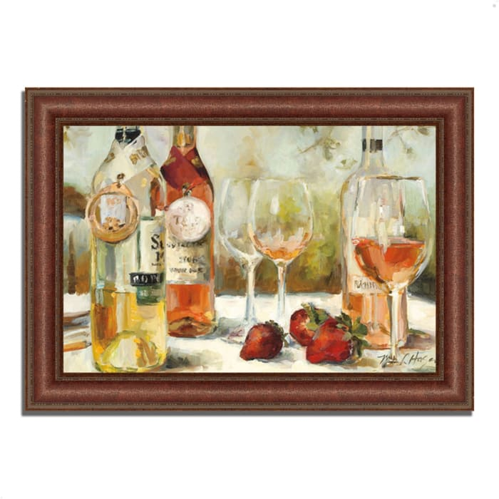 Summer Award Winners by Marilyn Hageman 37 x 27 Framed Painting Print