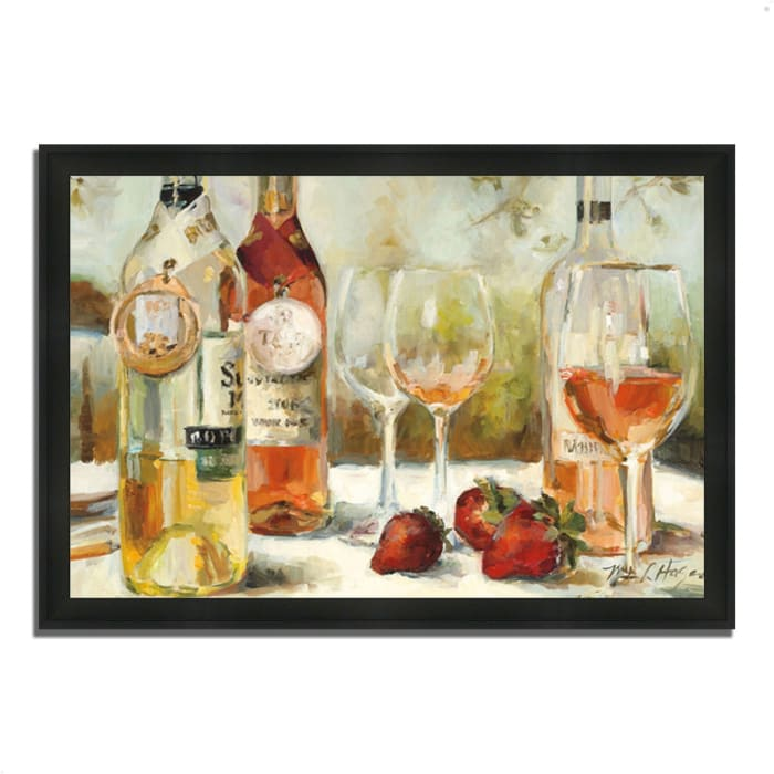Summer Award Winners by Marilyn Hageman 33 x 23 Framed Painting Print