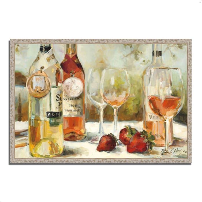 Summer Award Winners by Marilyn Hageman 32 x 22  Gallery Wrap Canvas