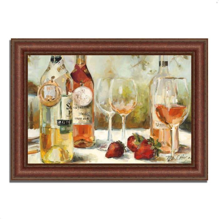 Summer Award Winners by Marilyn Hageman 52 x 37 Framed Painting Print