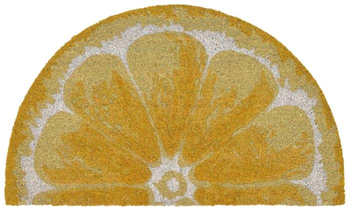 Lemon Doormat 18