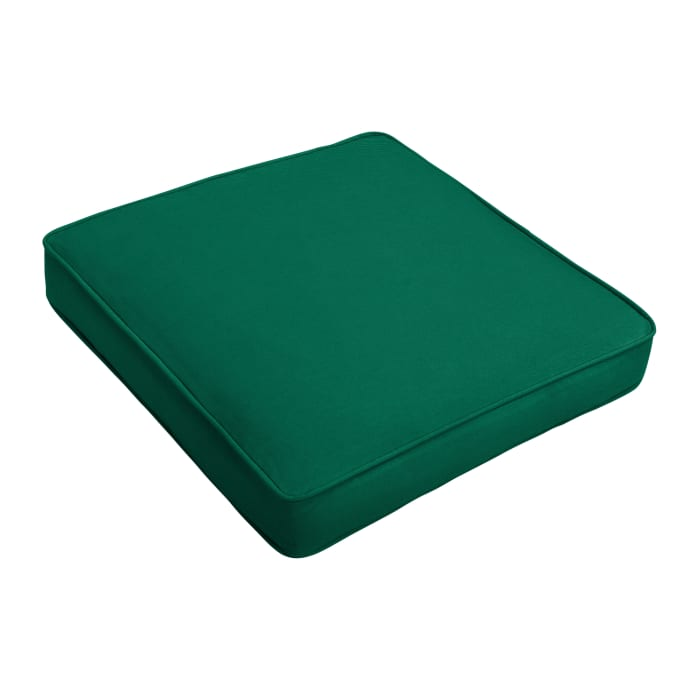 Sunbrella Cushion in Canvas Green