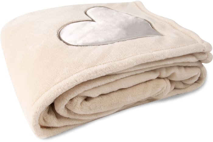 The Best Things in Life Large Plush Blanket