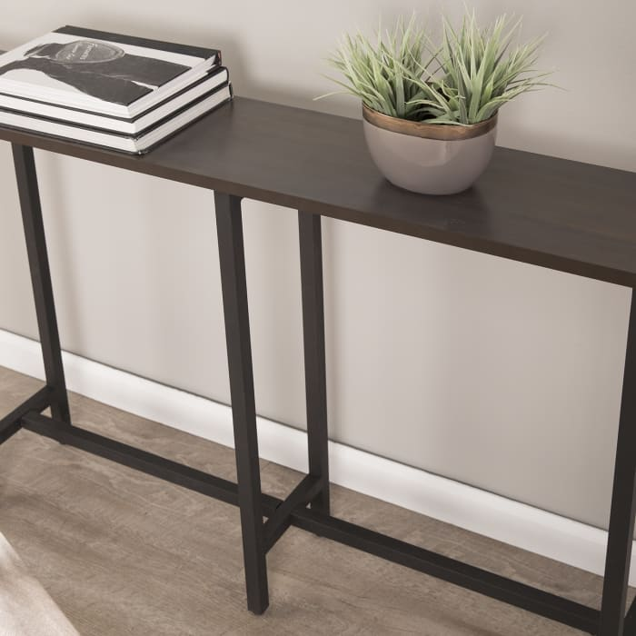 Narrow Console Table