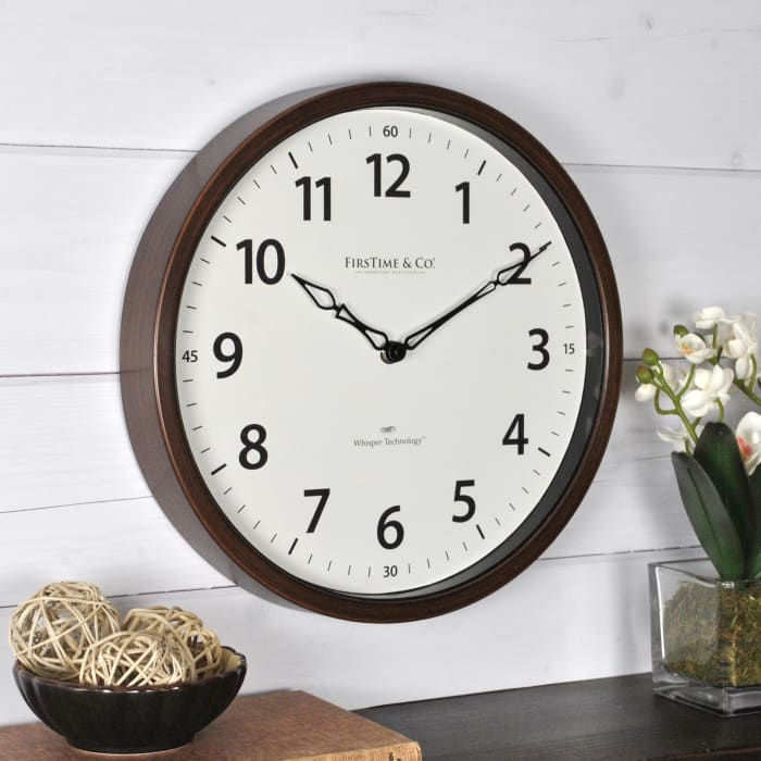 Audrey Whisper Wall Clock