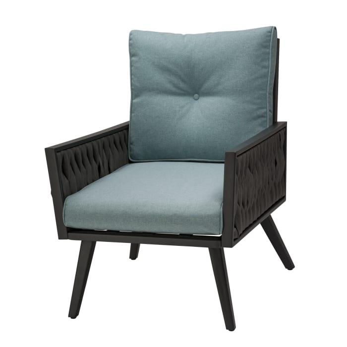 Morris 4 Piece Outdoor Patio Chair Set