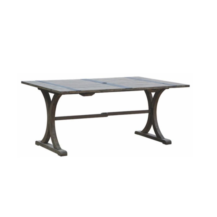 Courtyard Casual Mojave/Brookwood Set of 5 Table Set with 66