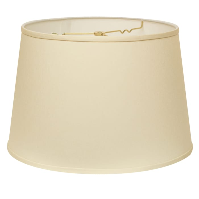 Slant Modified Empire Hardback Lampshade with Washer Fitter, Egg