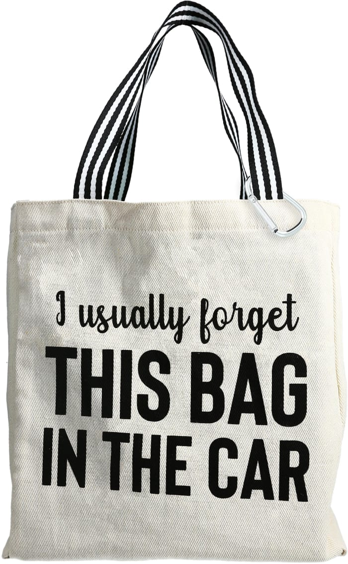 Eco-Friendly Reusable Cotton Forget This Bag