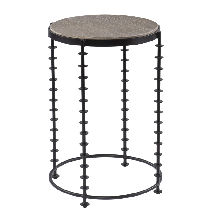 Ashwell Round End Table