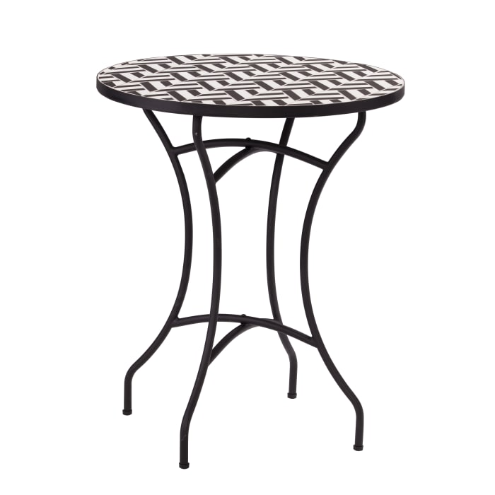 Erik Round Outdoor Accent Table