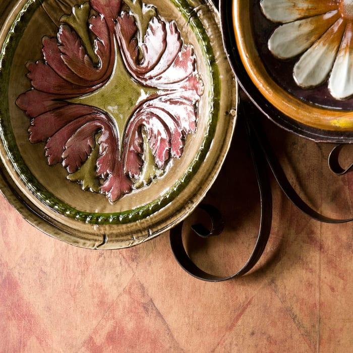 Ainsley Italian Plates Wall Art