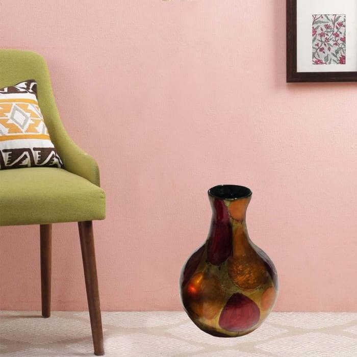 Lustre Ceramic Vase