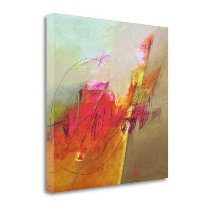 Second Chances I By Pam Hassler Wrapped Canvas Wall Art